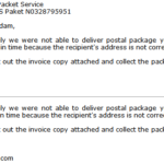 Sample EPS/FedEx Hoax message
