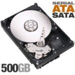 Seagate SATA hard drive
