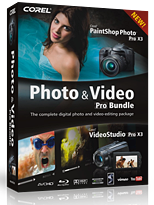 Corel Photo & Video Pro Bundle